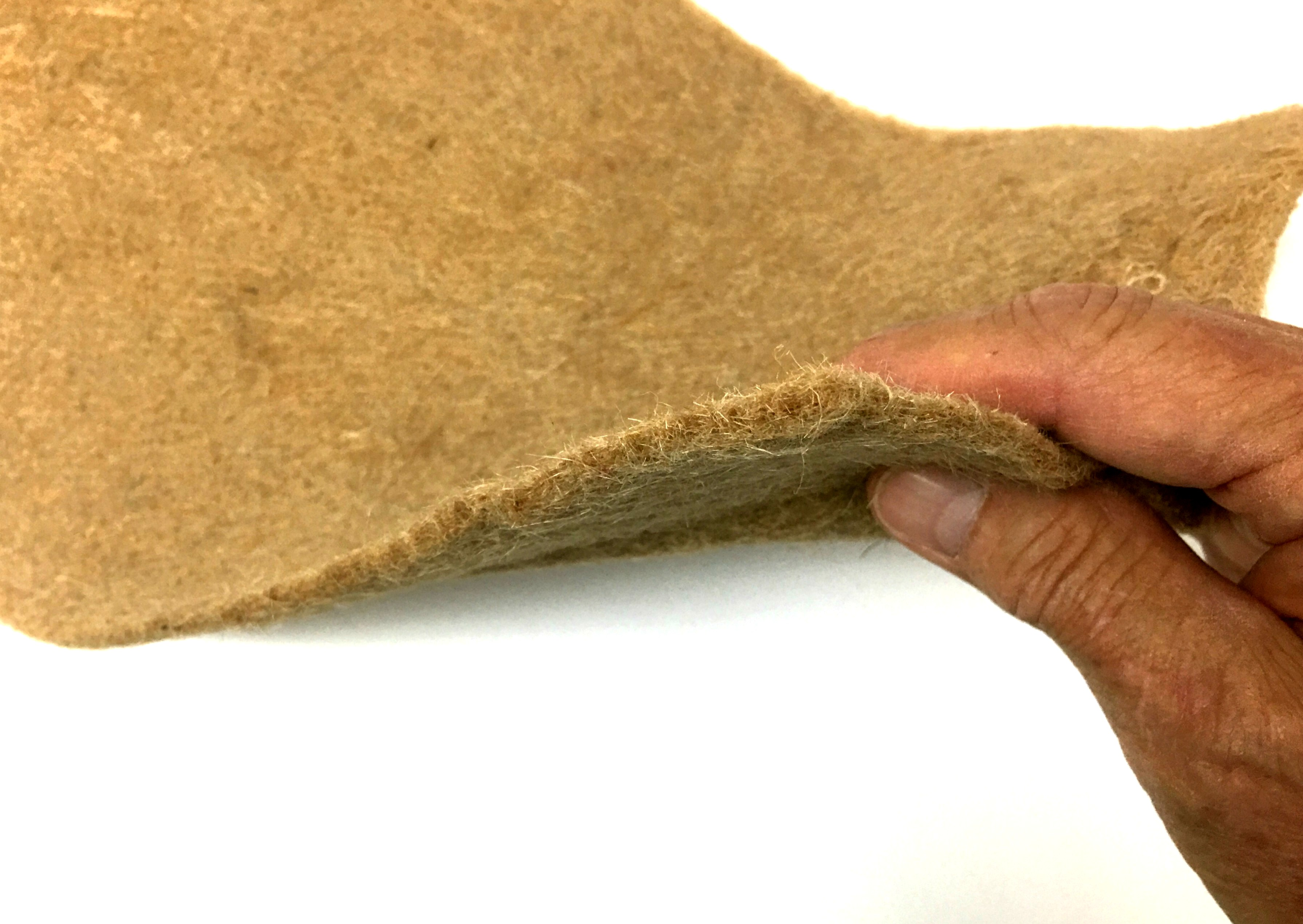 100% Natural Jute Mats for hydroponic growing - replaces soil